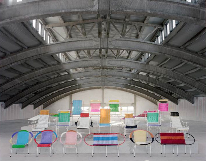 Ex-Prisoners Make Chairs For Marni