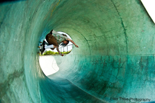 Barreled on Flickr.I love this shot! Sam is such a beast!