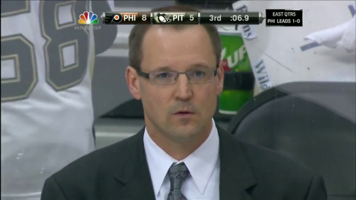 """We've got to be a tougher team to play against"" Bylsma says ocarinaoft1me:  The face says it all"