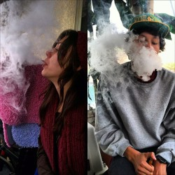 #hookah #sesh with my love :) #weed #kush #420 #faded #clouds #dank  (Taken with instagram)