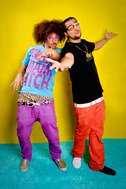 I am listening to LMFAO                                      Check-in to               LMFAO on GetGlue.com