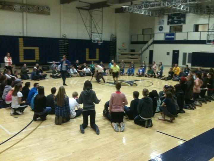 FOCUS is seriously a BLAST.  AND we're serving God together!  I'm so blessed beyond words :)