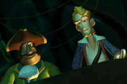 "Tales of Monkey Island: (Writer) I grew up loving Lucasarts adventure games and, along with Full Throttle, Monkey Island was on the top of a heap of classics. Guybrush said everything I wished I was smart enough to say, he wandered a world full of the unexpected that I yearned to wander, and he could hold his breath for ten minutes (an obscure skill I'm sure I would've found a way to put to good use). Then, years later, I found myself at Telltale Games writing for Guybrush in a reboot of the original series. There are jobs you take and then there are jobs you leap for. This was the latter. Writing on the game was the highest profile thing I had done and put me on the map as legitimate writer in the business. That same year I spoke with Tim Schafer and Rhianna Pratchett on a writing in games panel at GDC. Praise For Tales of Monkey Island ""To say that the supporting cast is hilarious and well-written would be quite an undersell. Leviathan [episode 3] is unrelentingly excellent, with dialogue that doesn't just set new standards for Telltale—it goes to the level of the original Secret of Monkey Island and Day of the Tentacle, and that's not a statement I make lightly. There is almost no pause in the comic success of the dialogue; every character hits every note exactly right. I was not familiar with the writing of Sean Vanaman prior to this, but he is without question an immediate superstar in the realm of comic game writing, and has scripted a masterpiece."" - Adventure Gamers ""This is a genuinely funny episode…Even throwaway gags are laugh out loud funny. The few small bits of real pathos here are surprisingly moving and it's to the writer's credit that the romantic parallels and tender subtext aren't strained too far."" - IGN"