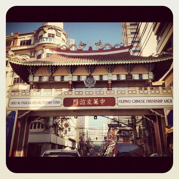 Childhood memories (Taken with Instagram at Chinatown Binondo.)