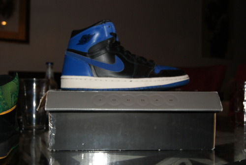 New Pickup!! Jordan Royal 1s!!