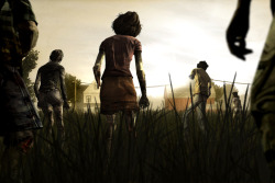 "The Walking Dead (Writer, Designer, Creative Lead) is a five-part episodic game series for XBOX360, PS3, PC & Mac from Telltale Games based on the wildly popular comic book series by Robert Kirkman. The goal for the project was to tell a new story within his world that focused on what it was like to have to make the impossible choices required for human survival in a world that has lost all of its humanity. While the zombie apocalypse is the backdrop of The Walking Dead, any fan will tell you it's a story actually about the people trying just to get by in their day-to-day and the zombies fade into the background, like the weather. With so many zombie games focused on the fantasy of surviving the zombie apocalypse in the marketplace, it was exciting to focus just on the abject horror of it all and what that means for an individual person. I co-wrote the overarching season story for the game which was pitched directly to Robert Kirkman and based on the idea of building family during crisis. We created the characters Lee Everett and Clementine, a man and a little girl, to give the players the chance to play as a flawed human being (Lee has large portions of his past he regrets) who attempts to navigate the choppy and muddy rivers of ""right and wrong"" in a time where those ideas have been rendered obsolete. Making morally grey choices with a little girl at your side made the story infinitely more interesting. Of course, the onus was then on us to make Clementine someone you actually cared for — something I believe the game succeeds at. Along with writing the season story I wrote the first and last episodes of the series, voice directed those episodes, oversaw the writing on all other episodes, and designed the timer and choice driven-dialog system used throughout. The first, third and fifth episodes of The Walking Dead are some of the more personal bits of work I've done. I love characters that don't love themselves and giving gamers the opportunity to be one of those was an immensely satisfying experience. Praise for The Walking Dead VGA: Game of the Year 2012, Best Female Character (Clementine) Wired: Game of the Year 2012 Destructoid: Game of the Year 2012 Yahoo!: Game of the Year 2012 IGN: Game of the Year Nominee 2012 Content From The Game A tiny slice of in-world narrative (written, voice directed). The game's official trailer."