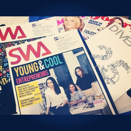 #magazine that I love :) (Taken with instagram)