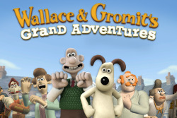 Wallace & Gromit's Grand Adventures (Writer, Designer)