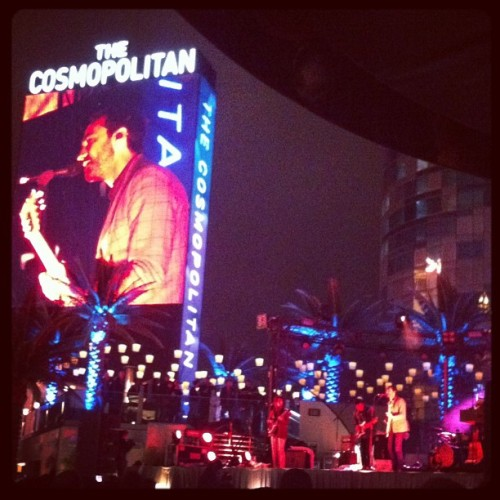 The Shins. Vegas. Ridiculous. (Taken with Instagram at Las Vegas)
