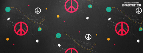 Peace Sign Facebook Covers