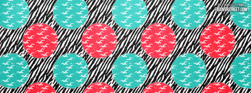 Zebra Print Facebook Covers