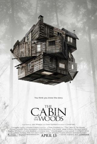 "I am watching The Cabin in the Woods                   ""This was all kinds of weird and creepy and so messed up in so many ways!!!! Chris Hemsworth though…                                             614 others are also watching                       The Cabin in the Woods on GetGlue.com"