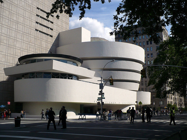 Guggenheim Museum on Flickr.