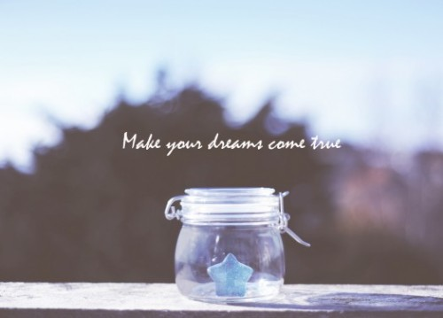 "ymandc:  ""Make your dreams devour your life, so that life doesn't devour your dream."" ~ Antoine de Saint Exupéry"