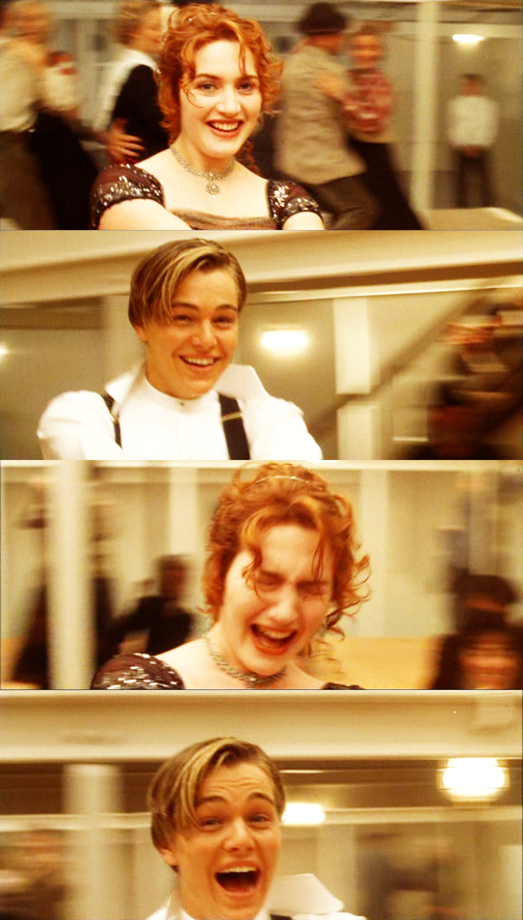 Kate & Leo in Titanic <3
