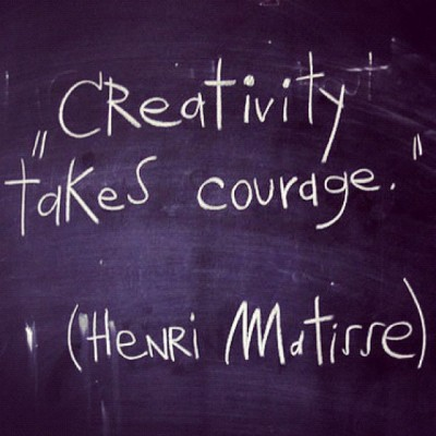 jadepicazo:  #creativity (Tomada con instagram)