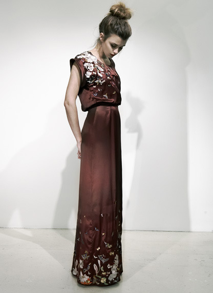 hot-couture:  PHOTO: Look #14 from Erdem's Pre Spring collection for 2012