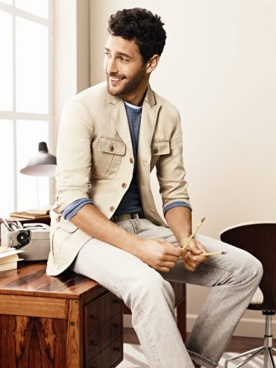 Noah Mills | Banana Republic