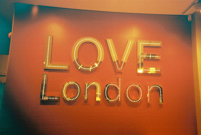 Love London! by rhoders on Flickr.