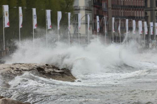 americascup:  Race Day 4 CANCELLED due to sea state in Naples