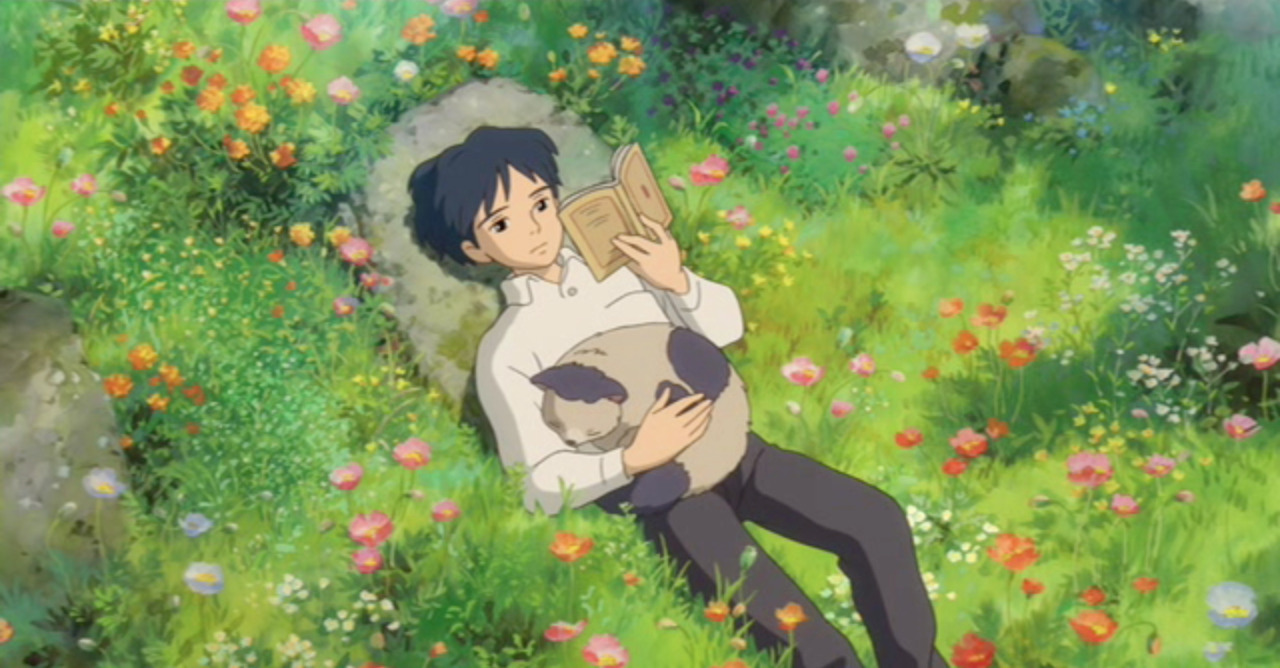Stills from The Secret World of Arrietty, loved it but I still think that the bok is better