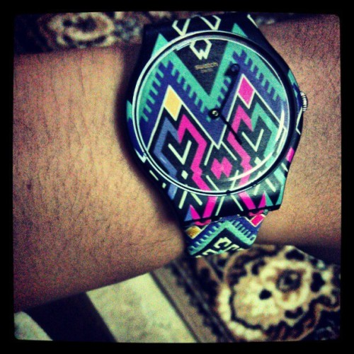 #swatch (Taken with instagram)