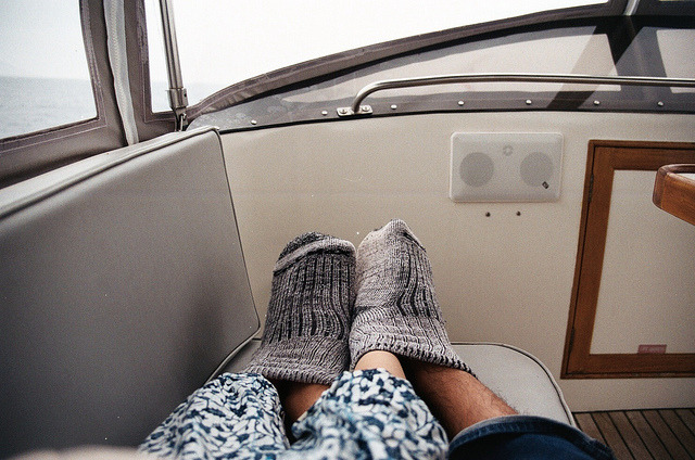 Keep my feet warm dinkle by Maddie Joyce on Flickr.