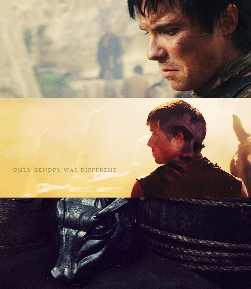 rekkka:  Only Gendry was different