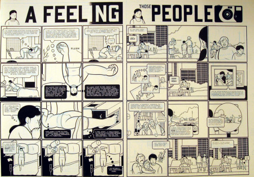 Chris Ware, Building Stories, 2003 [http://www.hammergallery.com]