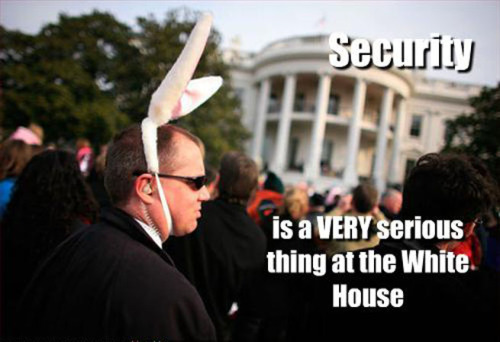 What was the secret service servicing for all those sweet young ladies at the Cartagena summit…? …the agents were suffering from a severe case of the 'Horny's'