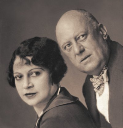 "Maria de Miramar & Aleister Crowley Mr. Crowley's 2nd wife. ""Part of the public horror of sexual irregularity so-called is due to the fact that everyone knows himself essentially guilty."" Aleister Crowley"