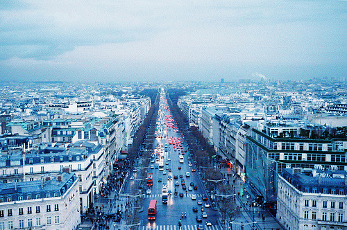 definitelydope:  champs (by spacewood)  Chris Casey: Paris, France, 2011.
