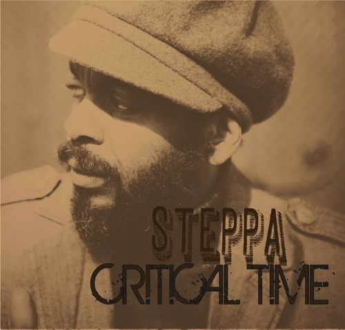 "SPIMUSICINC: STEPPA - ""Critical Time"" SPI Music Inc/Living Room Records #NYC"