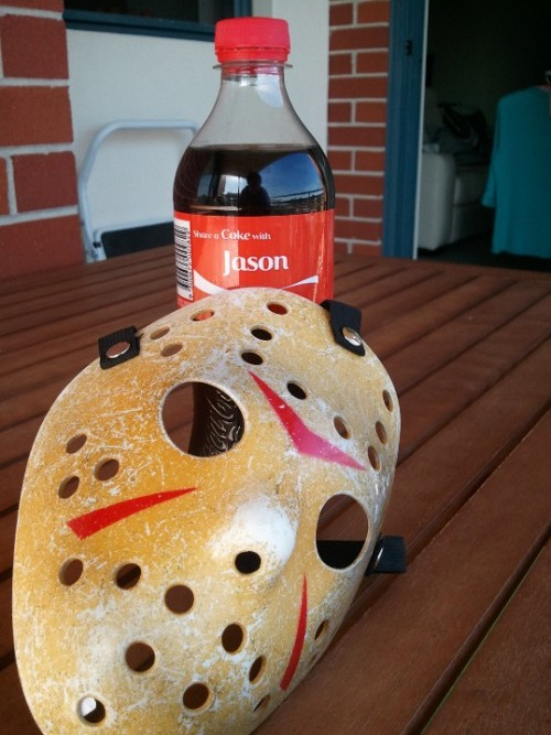 Share a Coke with Jason…