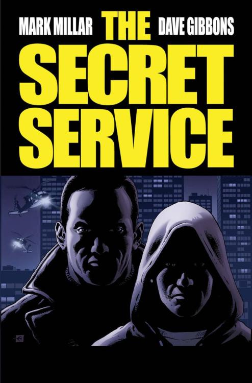 THIRD EYE PICKS OF THE WEEK: THE SECRET SERVICE #1 - MARK MILLAR, writer of KICK-ASS, SUPERCROOKS, OLD MAN LOGAN, and SUPERIOR, debuts a brilliant new read with SECRET SERVICE this week, featuring the art of WATCHMEN co-creator DAVE GIBBONS.  This dark look at what it takes to become a cold-blooded special agent ala James Bond is a must-read for anyone who's a fan of Millar's past works, or just enjoys a good comic with a strong dose of ultra-violence.  Darkly humorous, and featuring a very cool concept, this is the Pre-CASINO ROYALE take on what it takes to become one of the world's deadliest special agents.  Snag yourself a copy today at Third Eye!