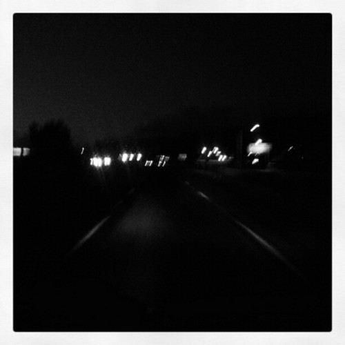 On the road again… (Taken with instagram)