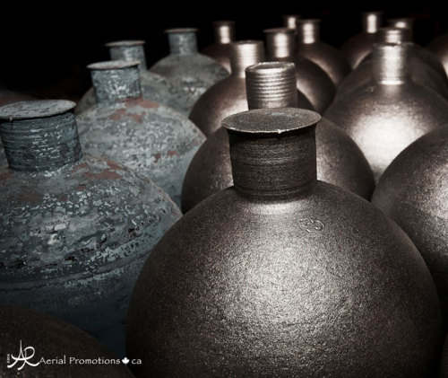 "Industrial Series, ""Canisters"" Click link below to view NAPP Editor Choice Image Article by NAPP WOW, Two Weeks In A Row! ""Canisters"" was chosen by guest judge Corey Barker (Like Corey's fb Fan Page) along with Larry Becker, Executive Director of (via NAPP Editors' Choice Again WOW!!!!!!!)"