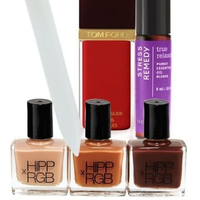 Must have's in any Mani/Pedi kit…