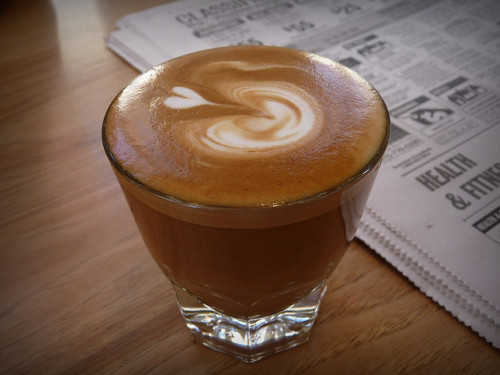 Coffee Heart by mindweld on Flickr.