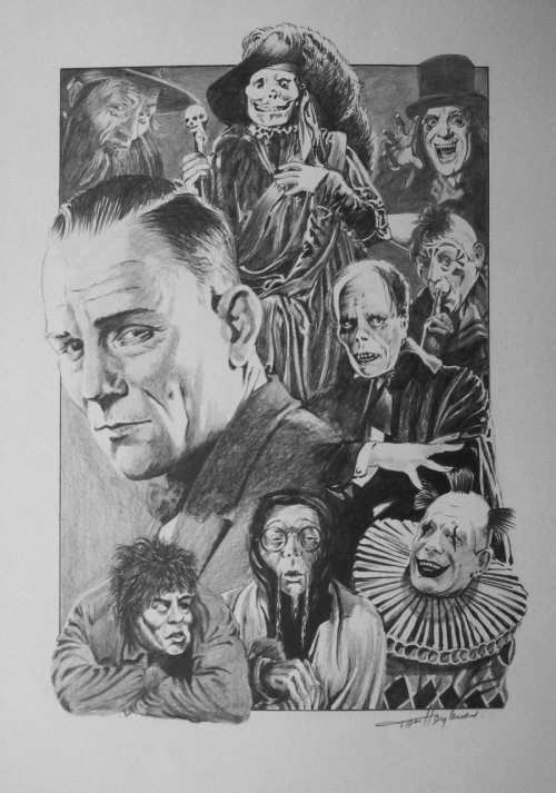 Lon Chaney 1 by Fan-Tom