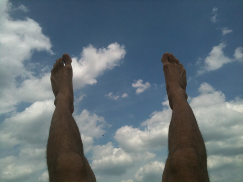 Summer time means:   Headstands In the clouds,  Alcoholic icees, Fresh weaves, New phases in transitioning (#genderqueerproblems)…  The first signal that spring is hear is the promise ring on repeat.
