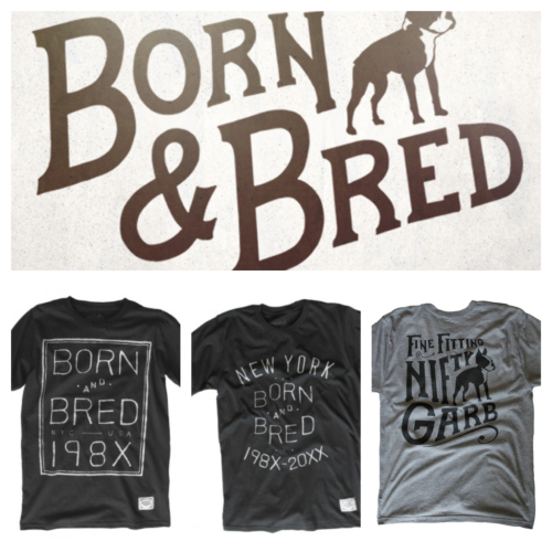 Take a gander at some Fine Fitting Nifty Garb over at www.IAmBornandBred.com