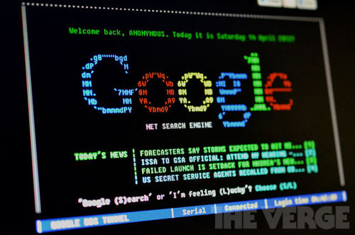 thisistheverge:  Google BBS lets you search today's web from yesterday's interface A web search from your 1200 BPS past