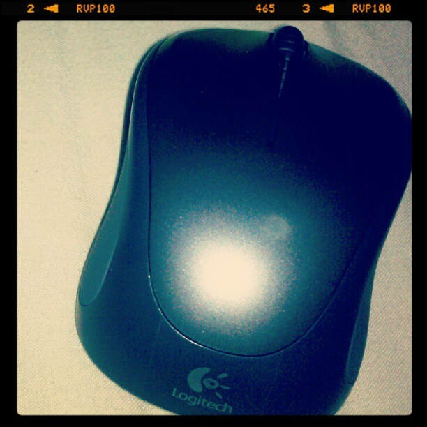 Love the new mouse! #fuckyeah (Taken with instagram)