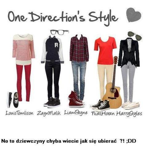 directionhead:  I am so dressing like this. Forever my loves <3