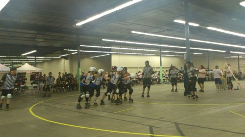 Yet another awesome VRDL wall hampers Assasination City