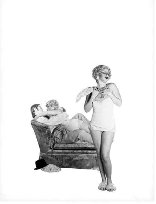 Cindy Sherman - Untitled (from the Murder Mystery Series), 1975-77