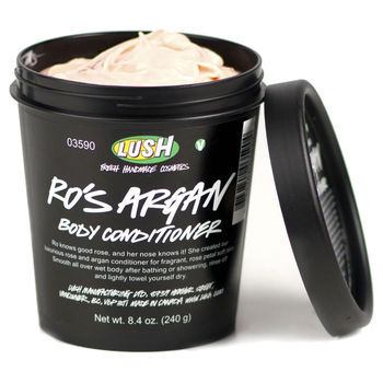 Have you guys tried Ro's Argan yet? We love the smell! Nom!