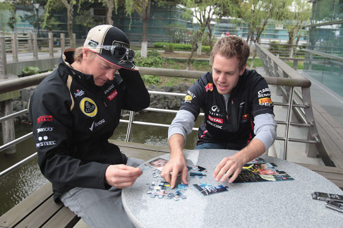 Oops, Kimi seemed to struggle with that puzzles..