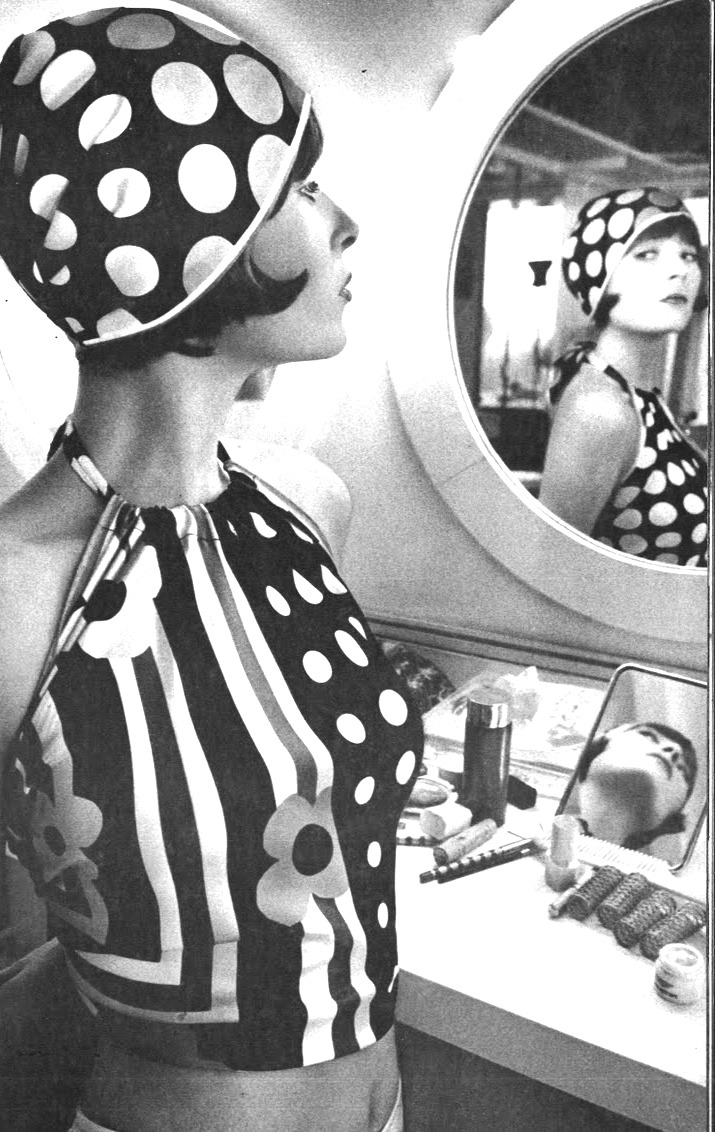 Jeanloup Sieff  Vogue Italia, 1972